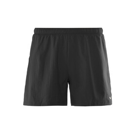 "saucony Throttle 5"" Hardloop Shorts Heren zwart"